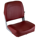 Wise 8WD734PLS-712 Low Back Boat Seat - Red
