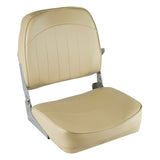 Wise 8WD734PLS-715 Low Back Boat Seat - Sand