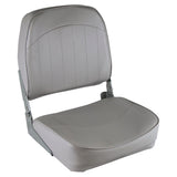 Wise 8WD734PLS-717 Low Back Boat Seat - Grey