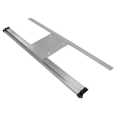 "Wise 8WD73 Sure Mount 33"" Sliding Seat Bracket Kit - Jon Boat"