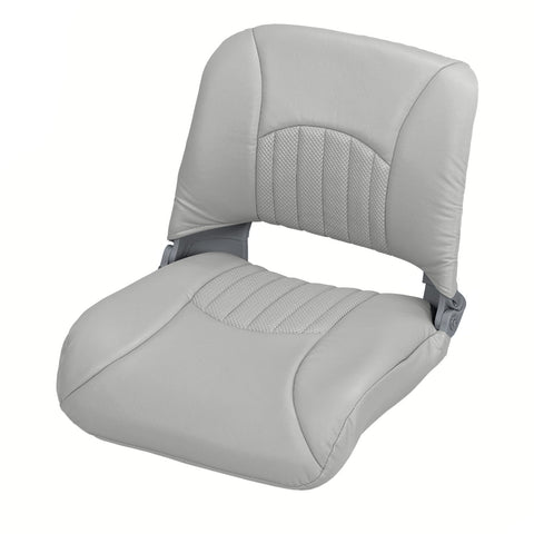 Wise 8WD742LS-821 Pro Style Clam Shell Fishing Boat Seat
