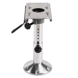 Wise 8WP21-374 - Adjustable Pedestal w/ Fore & Aft Slide - Extended View
