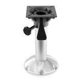 "Wise 8WP23-15S Heavy Duty 15"" Fixed Pedestal w/ Seat Spider Mount"