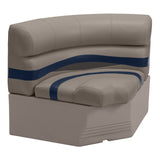 "Wise BM11002-1730 Premier Pontoon 32"" Bow Radius Corner - Aftermarket Pontoon Furniture"