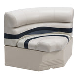 "Wise BM11002-986 Premier Pontoon 32"" Bow Radius Corner - Aftermarket Pontoon Furniture"