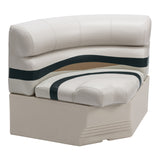 "Wise BM11002-988 Premier Pontoon 32"" Bow Radius Corner - Aftermarket Pontoon Furniture"