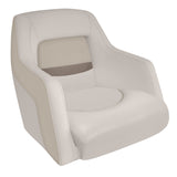 Wise BM11010-1066 Traditional Style Bucket Seat - Premier Pontoon