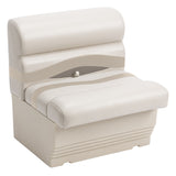 "Wise BM1143-1066 Premier Pontoon 27"" Bench - Aftermarket Pontoon Furniture"
