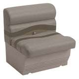 "Wise BM1143-1749 Premier Pontoon 27"" Bench - Aftermarket Pontoon Furniture"