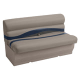 "Wise BM1145-1730 Premier Pontoon 50"" Bench - Aftermarket Pontoon Furniture"