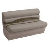 "Wise BM1145-1749 Premier Pontoon 50"" Bench - Aftermarket Pontoon Furniture"