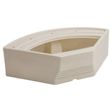 "Wise BM1146-1B-990 Premier Aftermarket Pontoon 32"" Radius Corner Base"