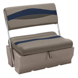 Wise BM1152-1730 Premier Flip Flop / Swingback Cooler - Aftermarket Pontoon Furniture