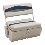 Wise BM1152-986 Premier Flip Flop / Swingback Cooler - Aftermarket Pontoon Furniture