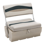 Wise BM1152-988 Premier Flip Flop / Swingback Cooler - Aftermarket Pontoon Furniture