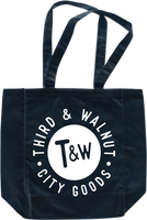 Third & Walnut - Tote Bag (White)