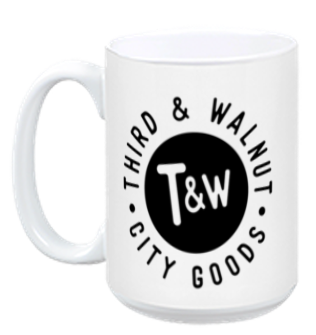 Third and Walnut Mug