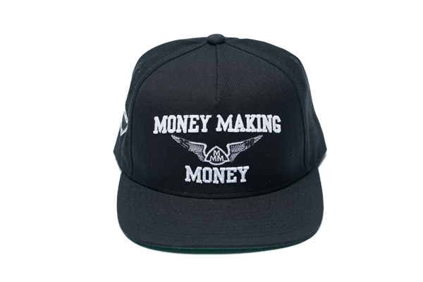 Money Making Money Signature Hat