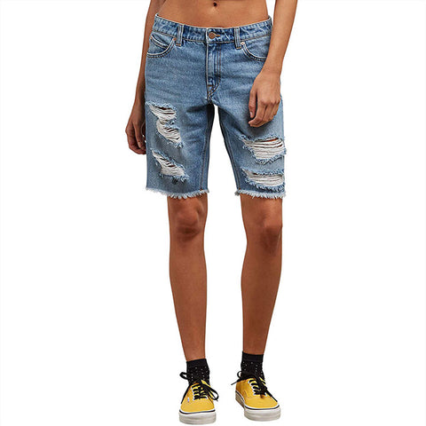 Volcom Womens Super Stoned Bermuda Shorts