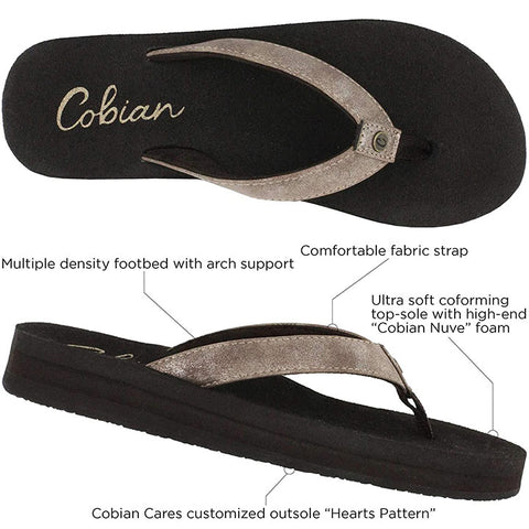 Cobian Womens Cancun Nuve Sandals