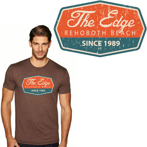 Edge Oil Can T-Shirts