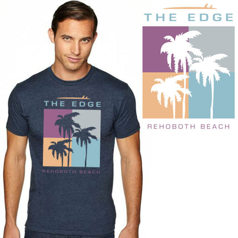 Edge Edge Palms T-Shirts
