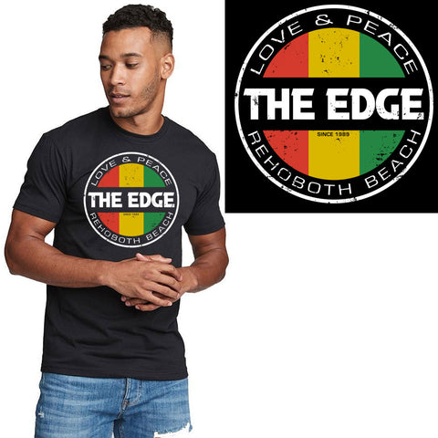 Edge Reggae Dot T-Shirts