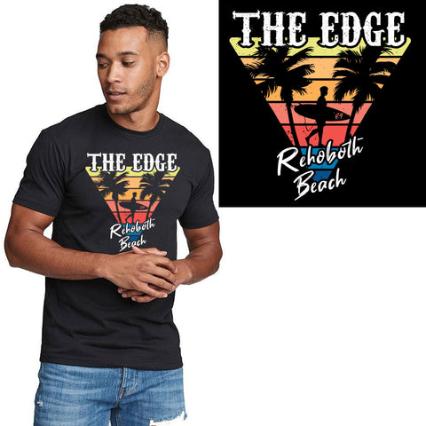 Edge Surf Triangle T-Shirts