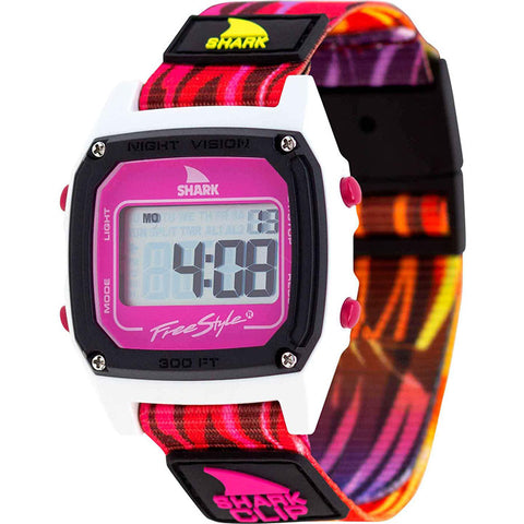 Freestyle Shark Classic Clip Watches in pink/white:Fire
