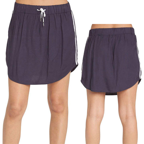 Element Womens In Sight Skirts in Medium:indigo