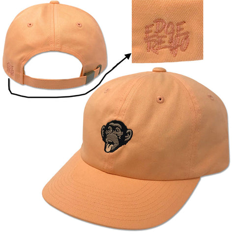 Edge Lil Monkey Hats in One Size:peach