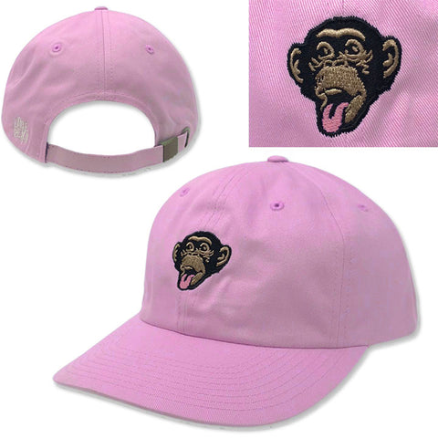 Edge Lil Monkey Hats in One Size:pink