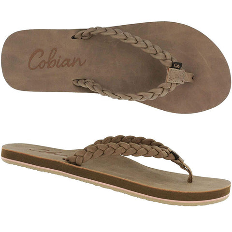 Cobian Womens Braided Pacifica Sandals