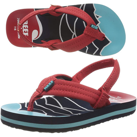 Reef kids Little Ahi Sandals