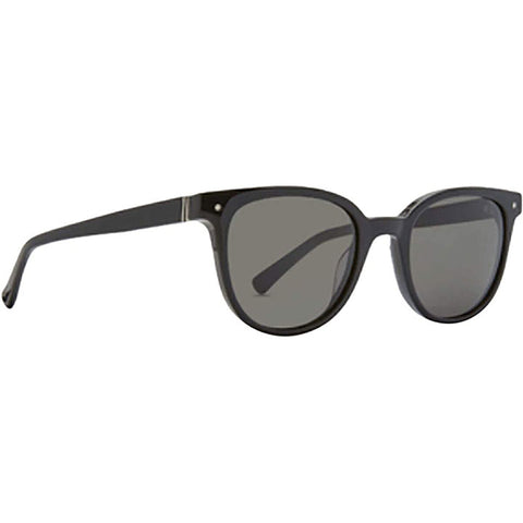 Von Zipper Jethro Sunglasses in black gloss:vintage grey