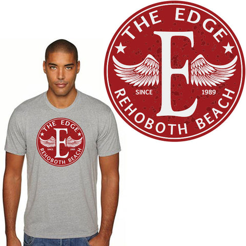 Edge E Wings T-Shirts