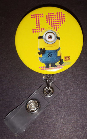 Minion Button Badge
