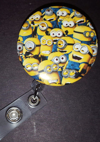 Image of Minion Button Badge