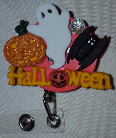 Halloween Button Badge