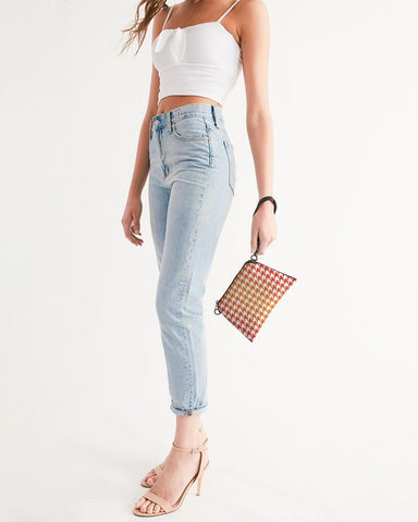 Image of Ombre Wristlet Bag