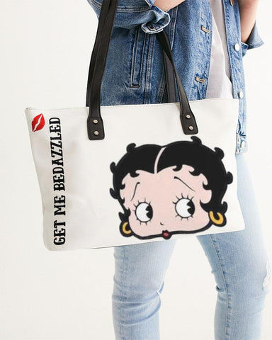 Image of BETTY BOOP STYLISH TOTE