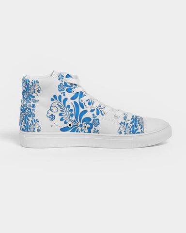 "Always And Forever ""Something Blue"" High Top Shoe"