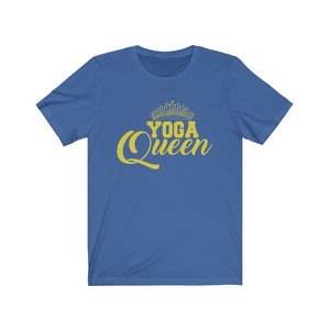 Yoga Queen Jersey Short Sleeve Tee