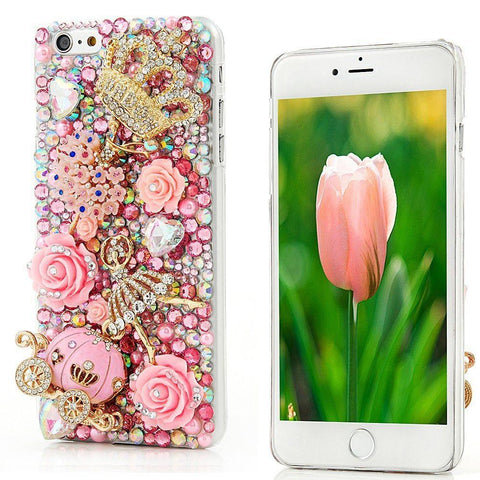 Bedazzled Ballerina iPhone 6 Plus and 6S Plus Case