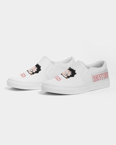 Image of BETTY BOOP SLIP ON SHOE