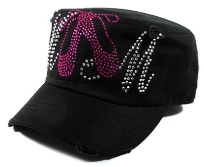Image of Bling Ballet Dance Mom Cadet Cap