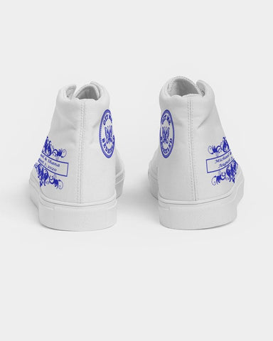 "GMB Personalized ""Something Blue"" High Top Shoe"