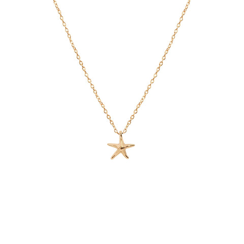 Image of Starfish Necklace