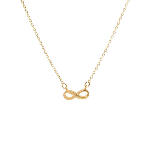 Image of Infinity Symbol Necklace