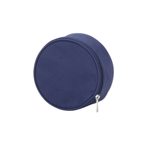 Image of Navy Jewelry Case